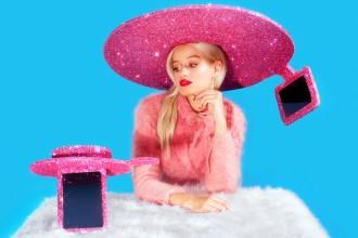 acer selfie şapkası