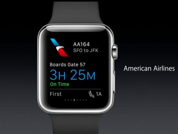 apple watch american