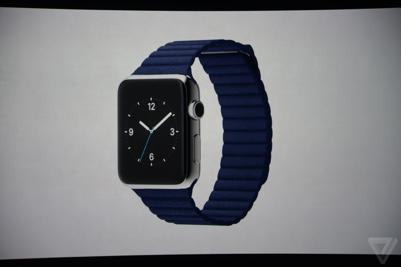 apple watch dakik