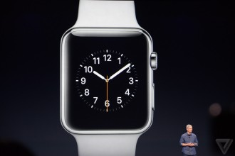 apple watch saat