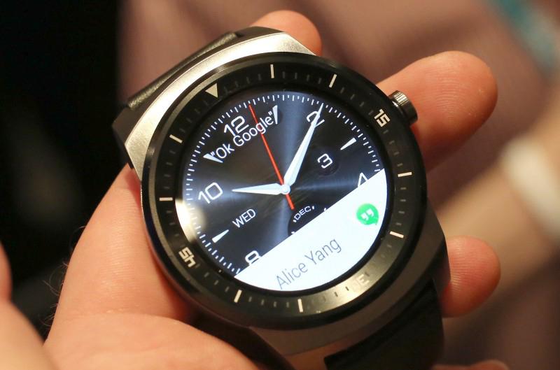 lg g watch r ifa 2