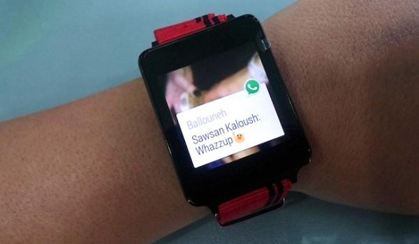 whatsapp wear