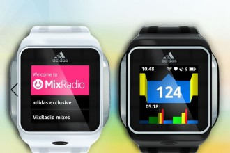 adidas miCoach Smart Run mixradio