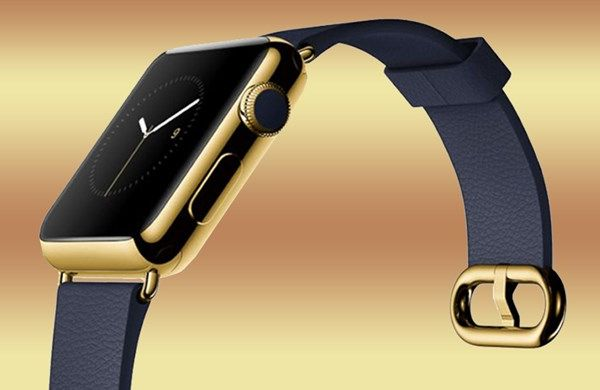 altın apple watch