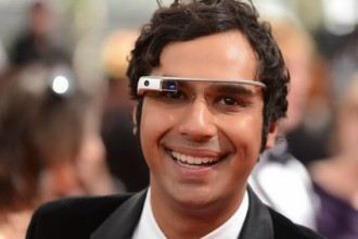 google glass sinema