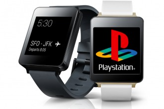 lg g watch playstation 1