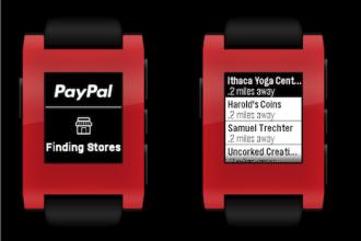 paypal pebble ödeme uygulaması
