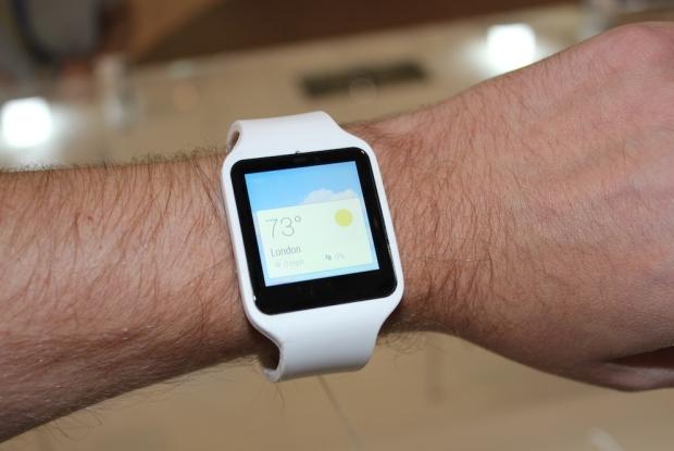 sony smartwatch 3 satışta