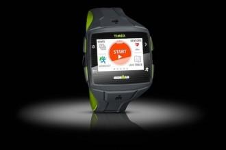 timex ironman one gps+ akıllı saat