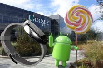 android wear 5.0 lollipop güncellemesi