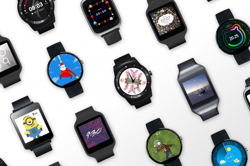 android wear saat arayüzleri