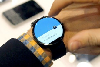 blackberry messenger android wear
