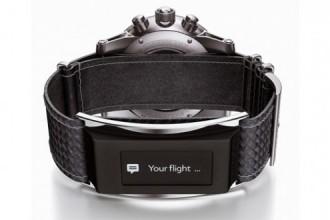 monblanc e-strap akıllı saat