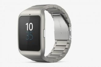 paslanmaz çelik sony smartwatch 3