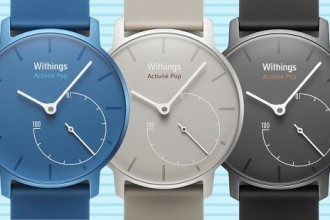 withings activite pop akıllı saat