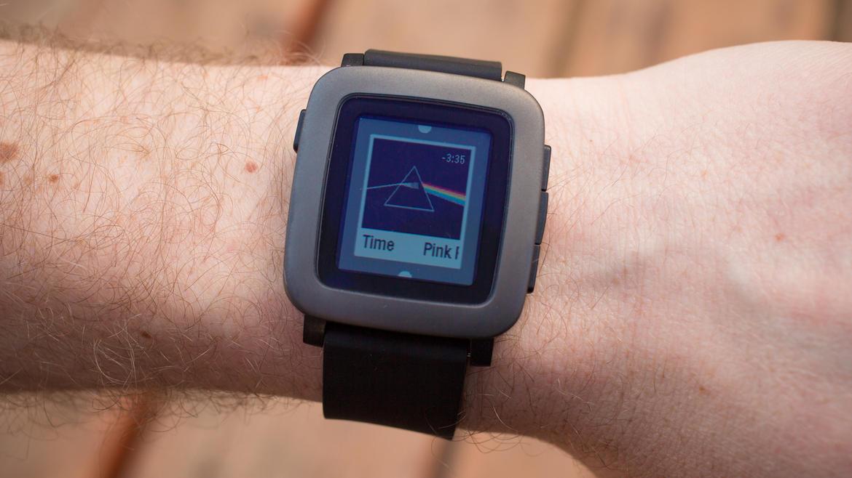 pebble time özellikler