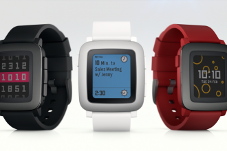 pebble time yeni akıllı saat