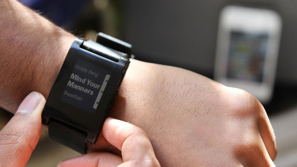 pebble yeni akıllı saat