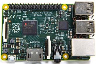 raspberry pi 2 tanıtıldı