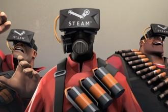 valve steam vr sanal gerçeklik gözlüğü