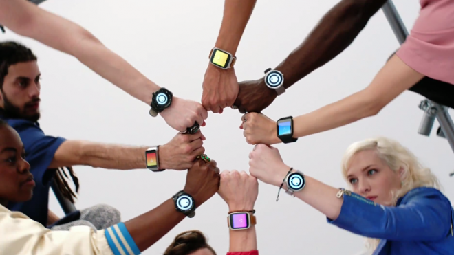 android wear yeni reklam