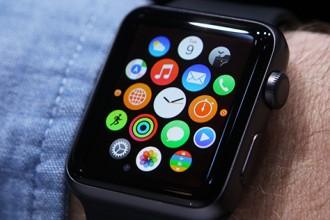 apple watch depolama alanı