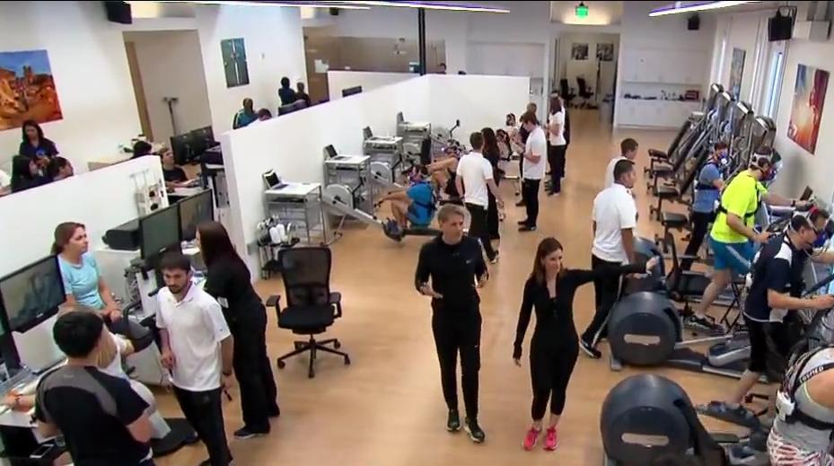 apple watch fitness laboratuvarı