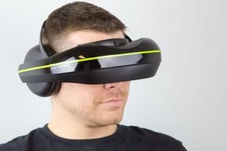 vuzix iwear 720 sanal gerçeklik gözlüğü