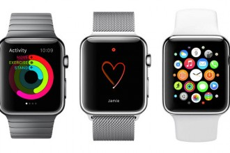 apple watch 2.3 milyon satış
