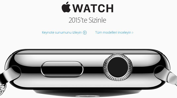 apple watch türkiye