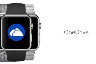onedrive applewatch