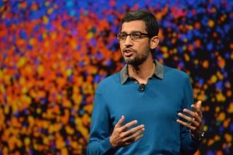 sundar pichai google IO 2015