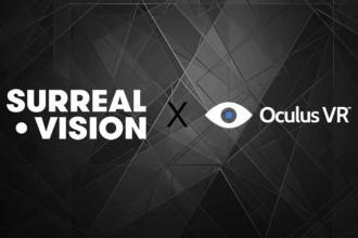 surreal vision oculus rift