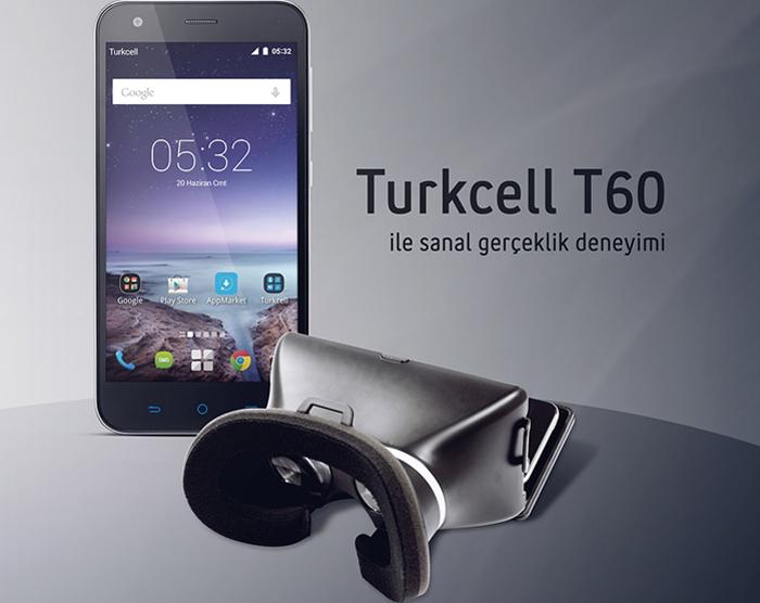 turkcell t60 sanal gerçeklik gözlüğü
