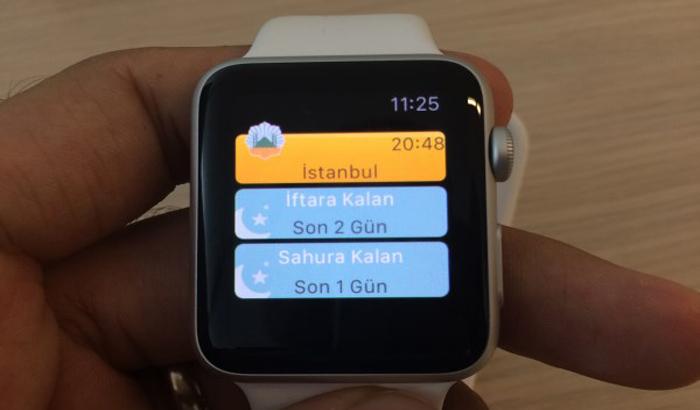 ramazan 2015 apple watch