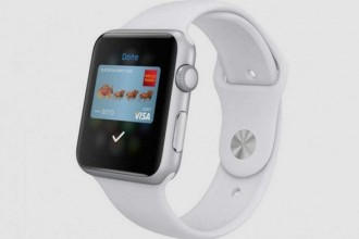 apple pay appple watch