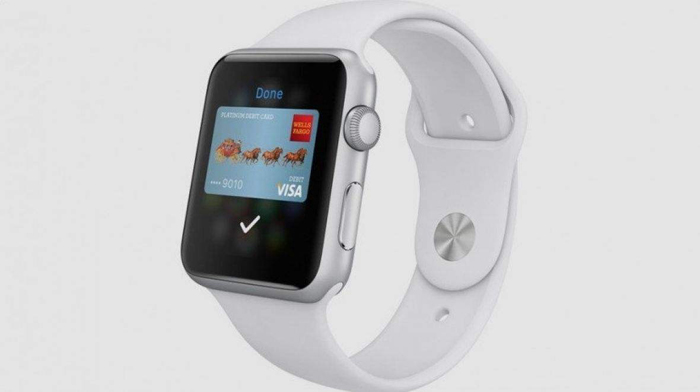 apple pay appple watch