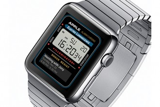 apple watch casio 2