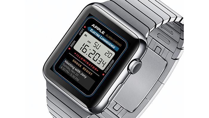 apple watch casio 2