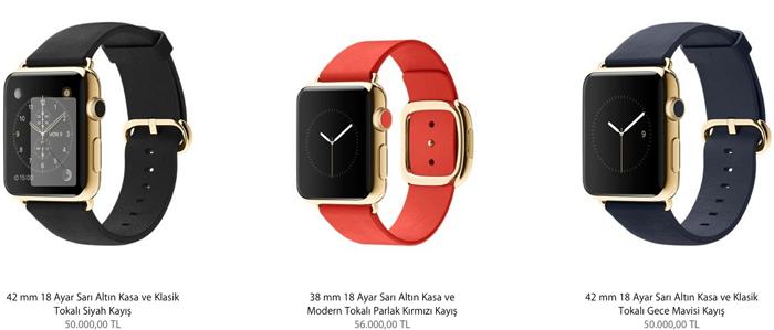 apple watch edition fiyat