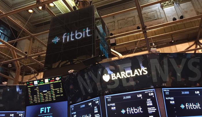 fitbit 4.5 milyon gel,r