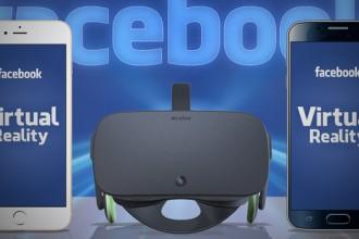 facebook mobili sanal gerçeklik