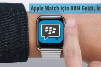 apple watch bbm indir