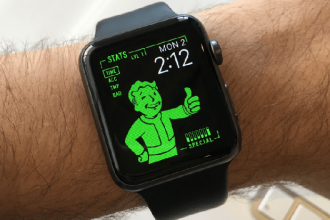 fallout pip-boy apple watch