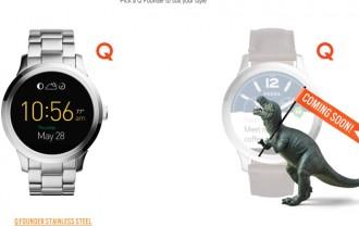 fossil q founder akıllı saat satışa sunuldu