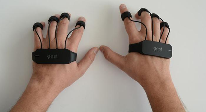 gest akıllı eldiven 2