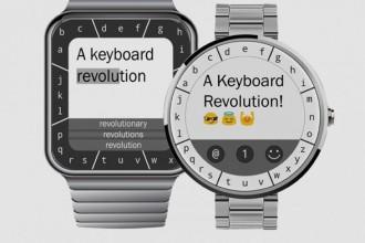 touchone keyboard akıllı saat klavyesi