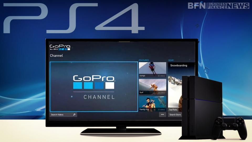 960-gopro-inc-debuts-dedicated-channel-on-playstation-network