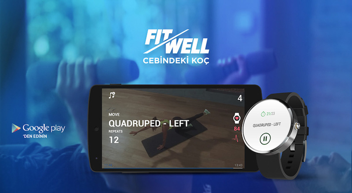 fitwell android wear