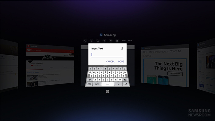 gear vr internet tarayıcısı 2